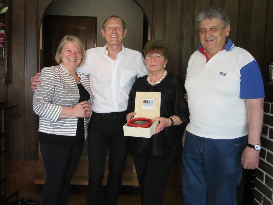 Goldene Hochzeit Von Anneliese Und Karl Hochleitner