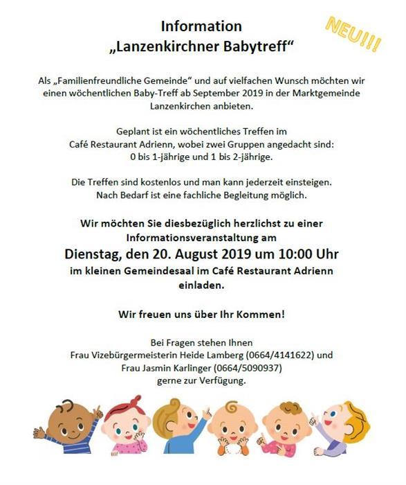Marktgemeinde Lanzenkirchen - Startseite - Unsere Gemeinde